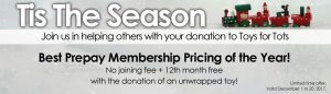 Bellingham Athletic Club - Membership Special