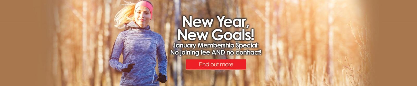 January Membership Special Bellingham Athletic Club